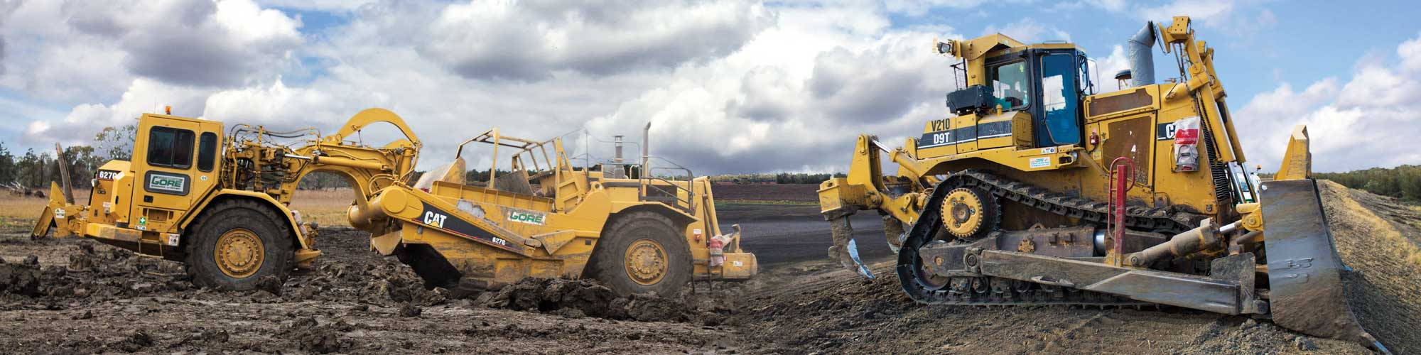 Gore Earthmoving Machines