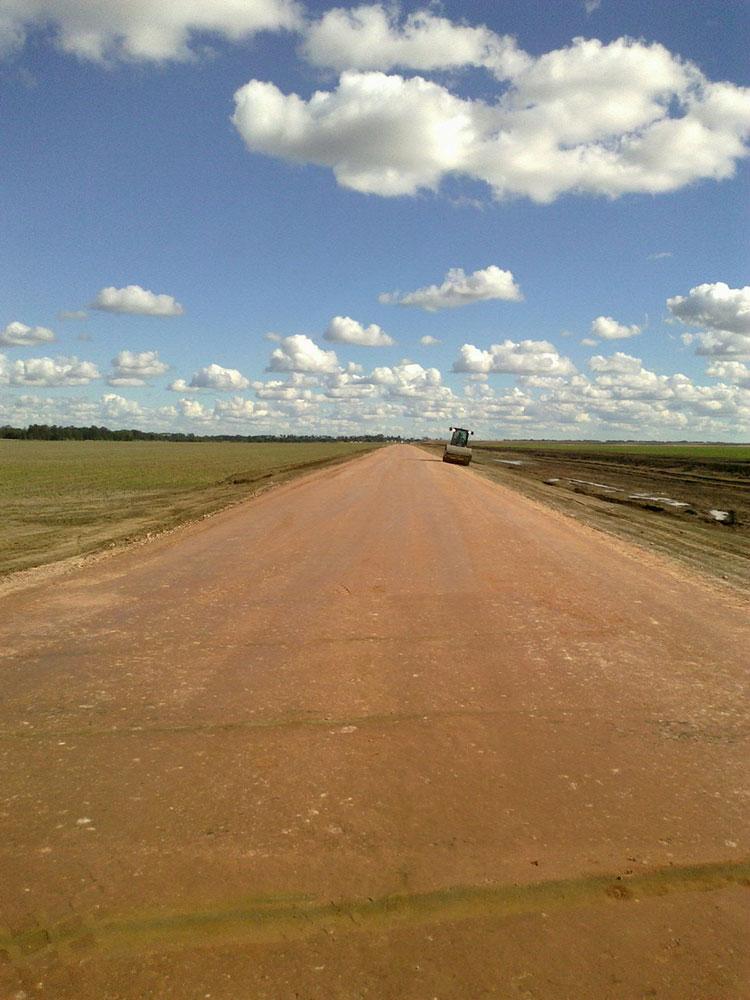 Gravel Airstrips